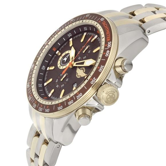 Other - Zentler Freres Chimaera Men's Chronograph Watch.